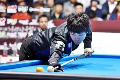 [후르가다W] 김행직, 애버 2.667 韓선수 유일 8강