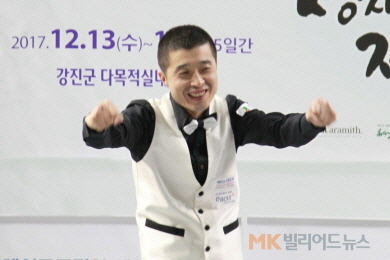 """전국대회 '첫 우승' 김봉철 """"자전거타고 나는 꿈꾸고 우승"""""""