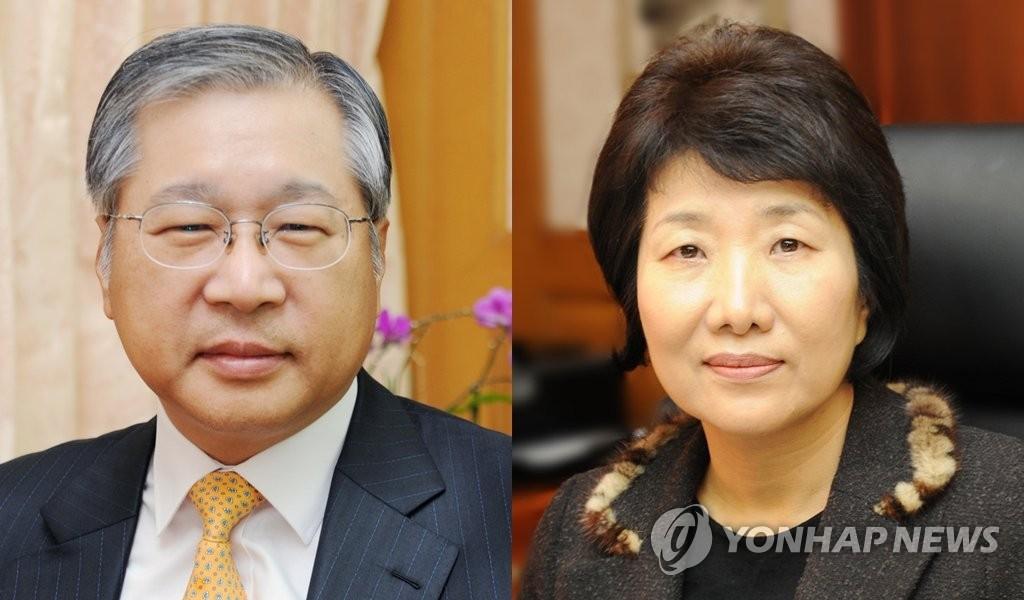 """[인물] 김용덕·박보영 대법관 퇴임…""""얇은 유리판위에서 사법균형 유지해야"""""""