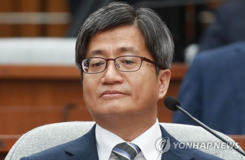 """金대법원장 """"법관독립 위한 중립기구 검토"""""""