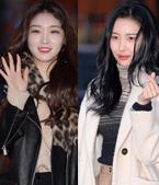 선미-청하 `섹시퀸 전성시대`