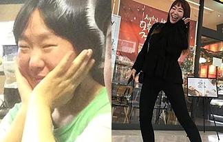 """166cm에 55kg"" 정주리, 출산 후 22kg감량 비결은"