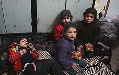 시리아 이틀새 250명<br> 사망, 대재앙 우려