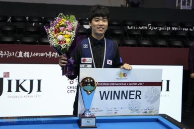 `우승상금 1억 6천만원` 역대최고 당구대회 열린다