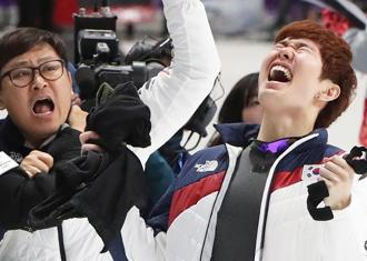 삿포로 무산 후 평창만 본 김태윤…얼음에 몸을 맞췄다