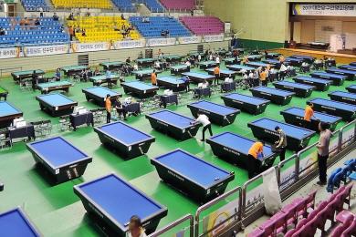 '3쿠션월드컵'은 9월…LGU+대회 11월에 열린다