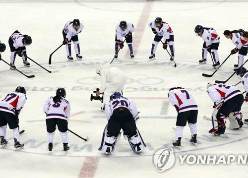 IOC, 女아이스하키 남북단일팀 다큐멘터리 제작한다