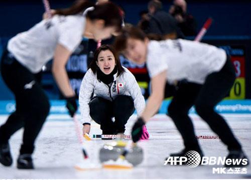 日여자컬링, 동메달 포상으로 '쌀 100가마니'