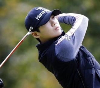 `굿스타트` 박성현, 올해 첫 라운드 5언더파