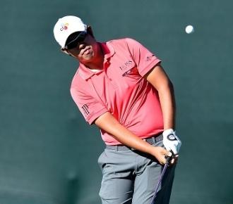안병훈, 올해 첫 출전 PGA 투어 출전…9언더파 공동 23위