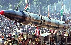 中, 파키스탄에 미사일<br> 핵심기술 판매