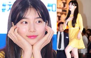 수지, 이동욱과 열애후 첫 공식석상