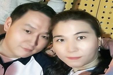 '부부가 3쿠션 동반우승' 오수정-신기웅 커플
