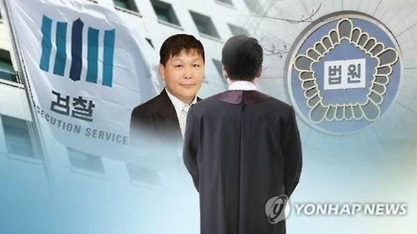 [판결] '정운호 외제차' 받은 부장판사, 파기환송심도 징역 5년 선고