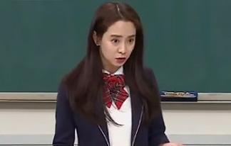 """송지효 """"강호동, 아군 되도<br> 죽을 것 같아 공포"""""""