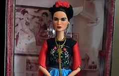 멕시코 프리다 칼로<br> 바비인형 판매 제동