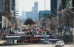 토론토 차량돌진 사고<br> 우리국민 1명 중상