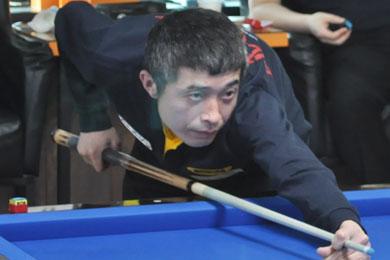 `3쿠션 국내 8위` 김봉철 빌킹2차평가전 우승
