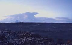 하와이 또 화산 분출<br> 9천m 가스기둥 치솟아