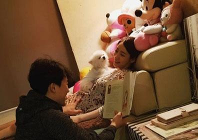 """'예비母' 안소미 """"태명 황금이, 솔직히 무섭지만 잘.."""