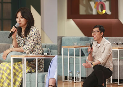 김제동 이효리, '톡투유' 시즌2서 만난다…29일 첫 방..