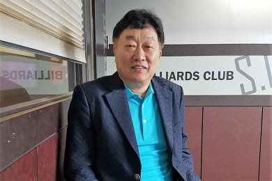 """""""8월에 역대최고 2억5천만원 예산 亞당구선수권 열겠다"""""""