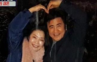 나한일♥정은숙, 40년 전 <br>첫사랑에서 재혼 부부로
