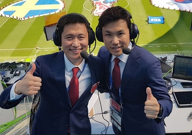 월드컵 스웨덴전, KBS 시청률 17% 기록…동시간대 1위+..