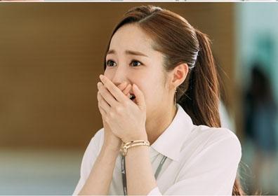 '김비서가 왜 그럴까' 박민영에게 무슨 일이?…'입틀..