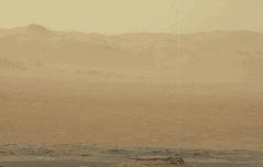 화성 먼지폭풍 행성<br> 전체로 확산돼 우려