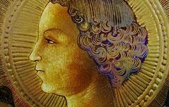 다빈치가 열여덟살에<BR> 그린 인물화 발견됐다