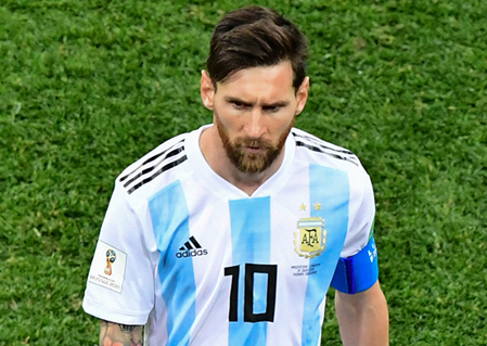 아르헨티나 크로아티아전 패배로 탈락확률 67%