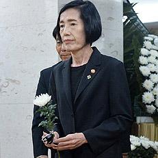 피우진 국가보훈처장 JP빈소조문