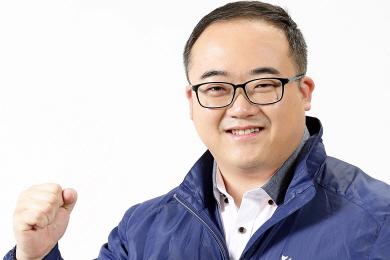 """강원도의원 당선인 조형연 """"도정과 당구 일 다 잘해야죠"""""""