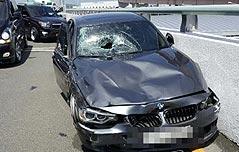 김해 BMW 질주사고<br> 가해자는 항공사 직원