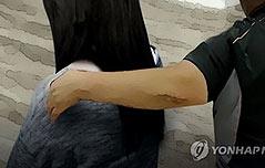 8살 손녀 성추행한<br> 친할아버지 징역7년