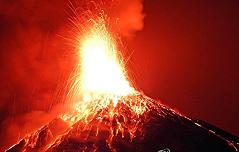 과테말라 화산폭발<br> 사망자 121명에 달해