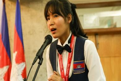 스롱피아비 위한 '캄보디아당구협회' 창설