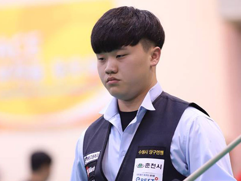 3쿠션 고교무대 휩쓰는 '무서운 1학년'