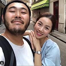 김기방♥김희경 파리의 행복커플