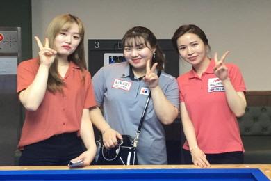 '女3쿠션' 평균 21세막강 공격력 '잔카'