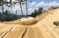 신라 산상 군사도로<br> 충북서 첫 발견