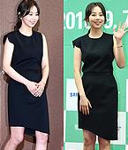 안소희, 몸매 돋보이는 밀착 드레스