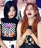 다이아, 데뷔 첫 1위 감격의 순간