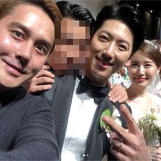 현상♥이현승 결혼식 모습 공개
