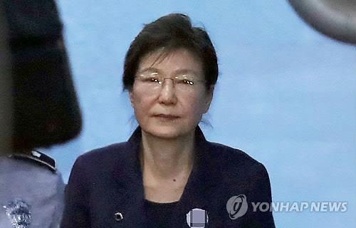 박근혜 항소심 선고, TV 생중계 안한다