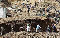 슈퍼태풍 망쿳에<br> 최소 157명 사망·실종