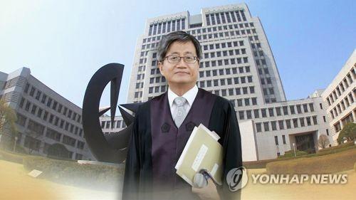 """여론 휘둘린 김명수 """"법원행정처 폐지"""""""