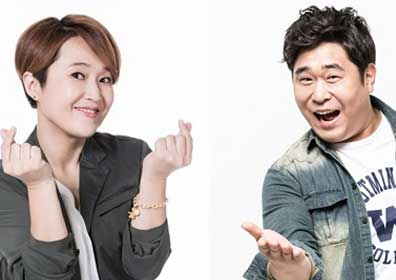 송은이·문세윤, '코인법률방' MC 발탁…쫀쫀한 호흡 기대