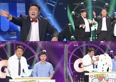 유민상, 공개 코미디계의 소나무…뚝심+열정으로 '개그..